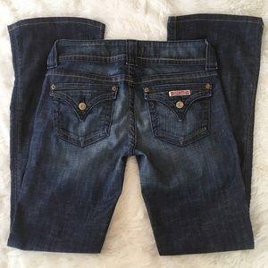Hudson Back Flap Pockets